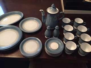 Denby Castille dish set