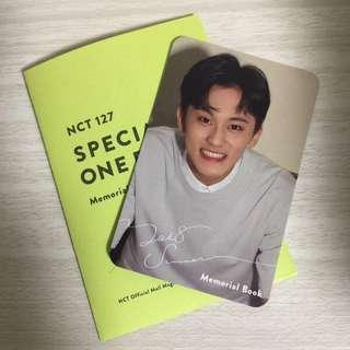 [WTB/WTT] NCT 127 Memorial Photobook photocard