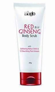 Red Ginseng Body Scrub