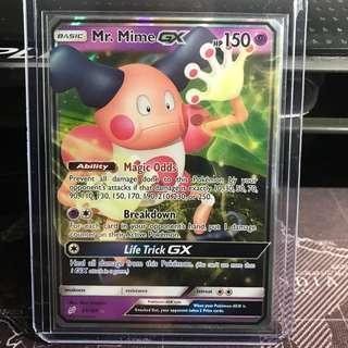 Mr. Mime GX - 67/181 - Ultra Rare