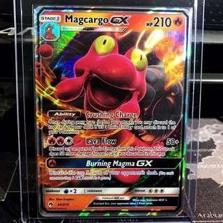 Magcargo GX - 44/214 - Ultra Rare