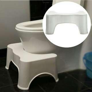 Bathroom natural squat squatty potty toilet stool healthy footrest washroom