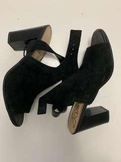 Sam Edelman Danni Size 7 open-toe Slingback Heels
