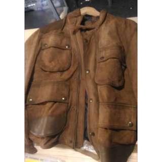 Vintage Jacket Massimo Dutti