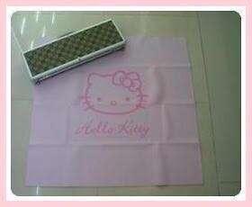 🚚 Hello Kitty Mahjong Mat