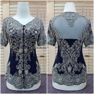🚚 Shortsleeve kebaya couple batik set