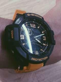 G Shock Watch with Compass Function