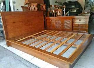 Tempat Tidur Minimalis Lesehan Standar