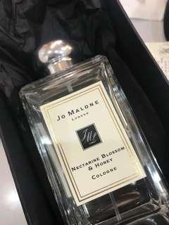 【Jo Malone】杏桃花與蜂蜜香水 100ml