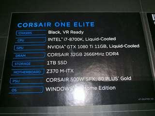 Corsair One Elite