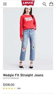 LOOKING FOR JEANS