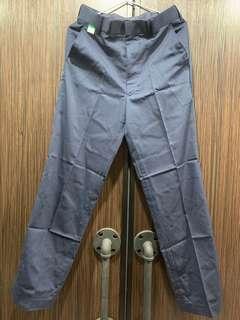 🚚 藍色工作褲、腰:31、長:40