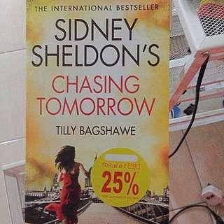 Chasing Tomorrow by Tilly Bagshawe
