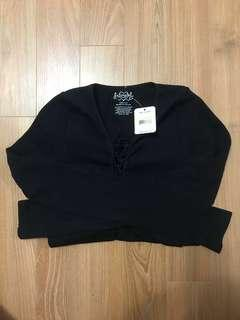 NWT Free People Fitted Longsleeve