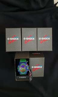 G-Shock Watch Boxes
