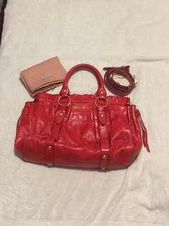 🚚 Miu Miu Vitello Bag (Authentic?