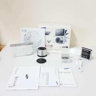 Samsung NX Mini (Body +Lens 9-27/相機機身+鏡頭)