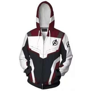 Avenger Endgame Quantum Realm Jacket Costume Marvel Suit