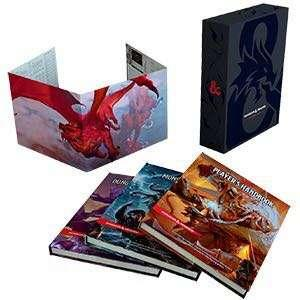 🚚 Dungeons & Dragons Core Rules Gift Set