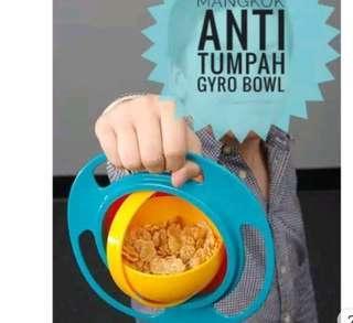 Mangkok snack anti tumpah