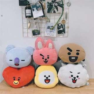 BT21 Unofficial Smiling Cushion