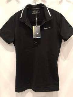 NWT Nike Golf Dri-fit Shirt - Black - Small
