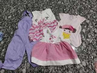 Clothes for 18months