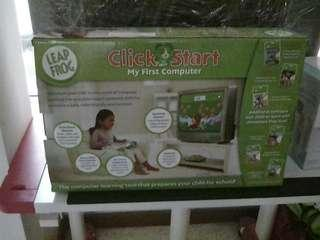 🚚 Leap Frog children's computer