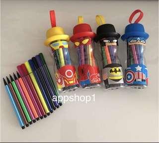 Goodies, Gift, Birthday, Goodie Bag- Color Pen....