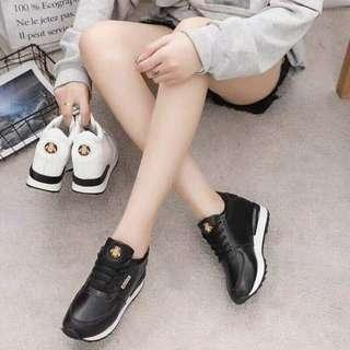 Hidden Wedge Rubber Shoes size 35-38