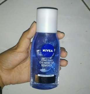 Nivea Eye Make Up Remover