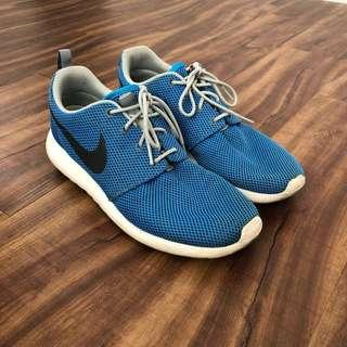 Nike Roshe - Blue (Size 10 Men)