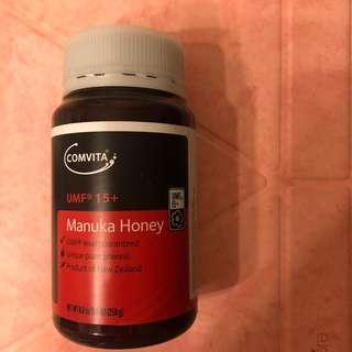 [最後一件] Comvita UMF 15+ 蜂密蜜