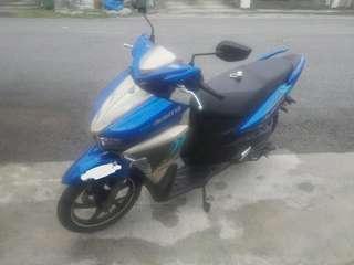 Yamaha Avantiz still new