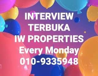 INTERVIEW TERBUKA