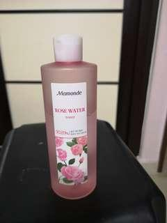 [Used] Mamonde Rose Water Toner 500 ml
