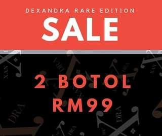 DeXandra DX Rare Limited Edition Clearance Sale