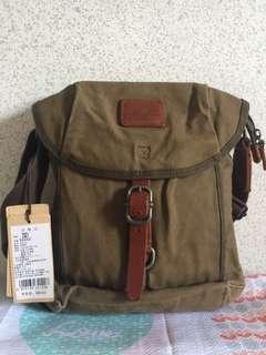TSD the same direction sling bag for Men