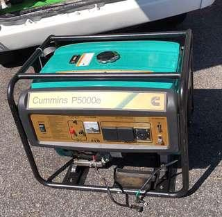 ❤️ Generator for Rent! Cummins P5000E