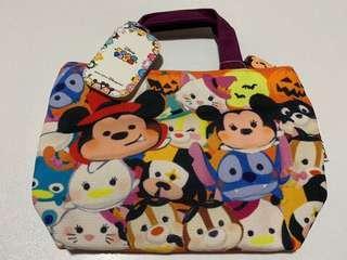 🚚 Authentic hongkong disneyland small tote bag