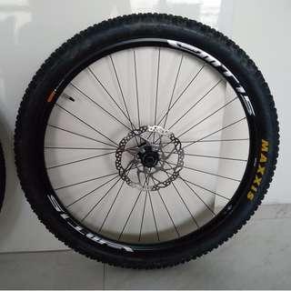 Wheelset 27.5 Scott SPARK