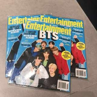 ENTERTAINMENT WEEKLY: BTS