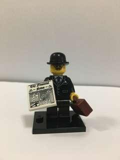 Lego Minifigures Series 8 Business Man