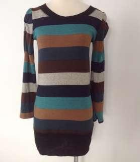 *New* Stripes Thin Sweater Top