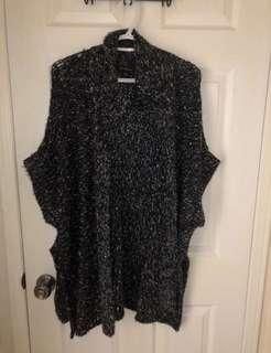 Cartise Black Cardigan