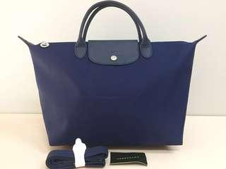 Longchamp bag (Navy Blue)
