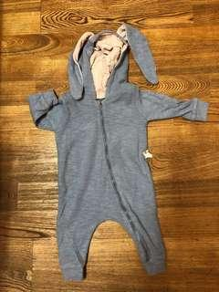 🚚 可愛兔寶寶連身衣 66