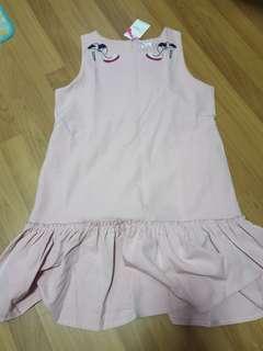 🚚 Inshop sweet Pink heels dress