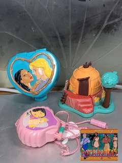 Polly pocket 迪士尼風中奇緣寶嘉康蒂Pocahontas (單賣)