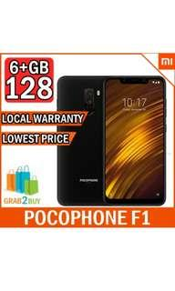Brand New Pocophone F1 128GB/6GB RAM Global